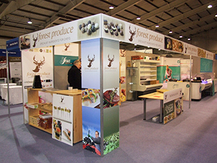 Exhibition stands Exeter