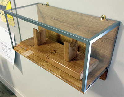 bespoke display case