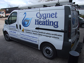 cygnet heating 3